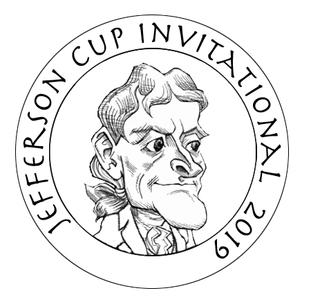 2019 Jefferson Cup Award Badge