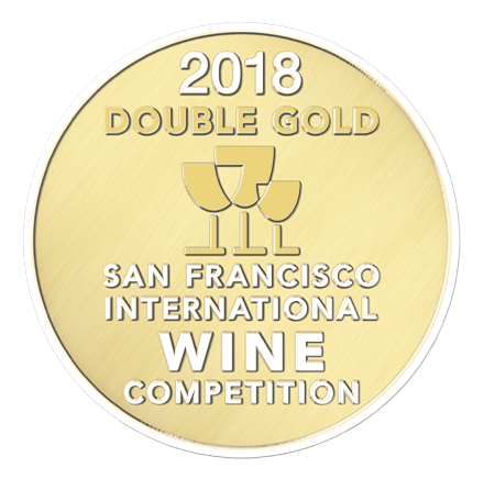 St Julian Double Gold Award - San Francisco Wine Competetion
