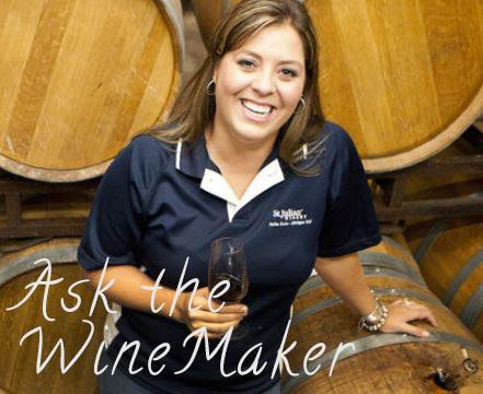 Nancie Oxley - St. Julian Winemaker