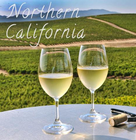 Wine in Northern California