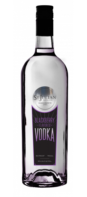 Vodka, Blackberry Flavored