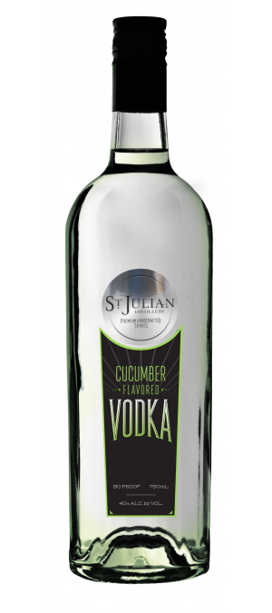 Vodka, Cucumber Flavored