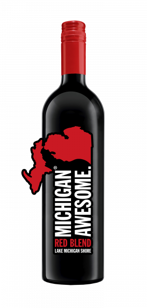 Michigan Awesome Red Blend