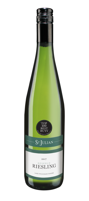 SJ Res Riesling - Best Affordable Riesling in Michigan & Chicago Sweet White Wine