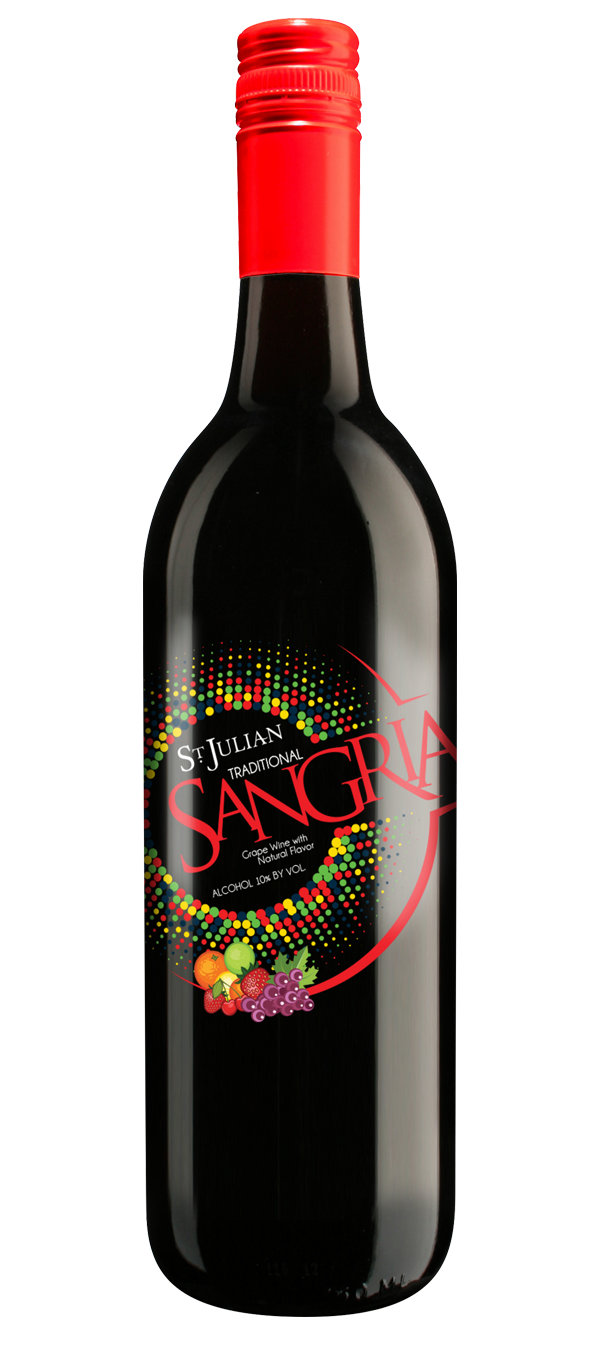 Sangria - Best Midwest Sangria Sweet Red Wine