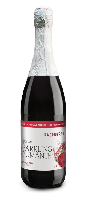 Sparkling Raspberry Juice