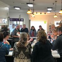Wine Tastings at Dundee Tasting Room